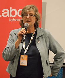 Claudia Beamish, 2016 Labour Party Conference.jpg