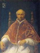 Portrait of Pope Clement VI