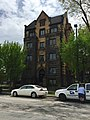 Cleveland, Central, 2018 - Plaza Apartments, Prospect Avenue Historic District, Midtown, Cleveland, OH (28326034938).jpg