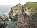 Cliffs near Gunver Head - geograph.org.uk - 1533000.jpg