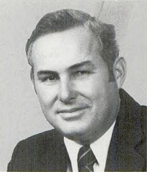 Clyde C. Holloway - Holloway during his congressional tenure