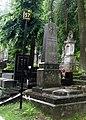 Cmentarz Łyczakowski we Lwowie - Lychakiv Cemetery in Lviv - Tomb of Stanislaw Gosiewski - panoramio.jpg