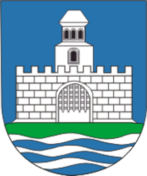 Loyew District - Coat of arms
