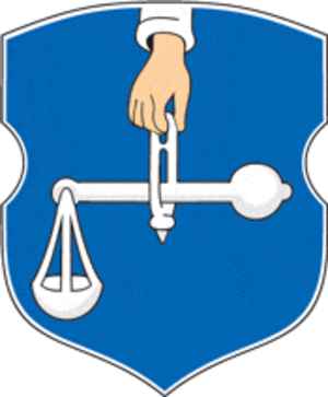 Shklow - Škłoŭ Coat of Arms