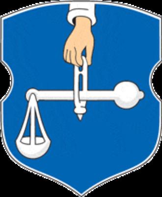 Shklow - Škłoŭ Coat of Arms