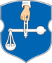 Coat of Arms of Škloŭ, Belarus.png