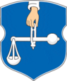 Coat of Arms of Škloŭ, Belarus.png