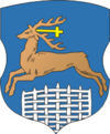 http://upload.wikimedia.org/wikipedia/commons/thumb/b/b0/Coat_of_Arms_of_Hrodna%2C_Belarus.png/100px-Coat_of_Arms_of_Hrodna%2C_Belarus.png