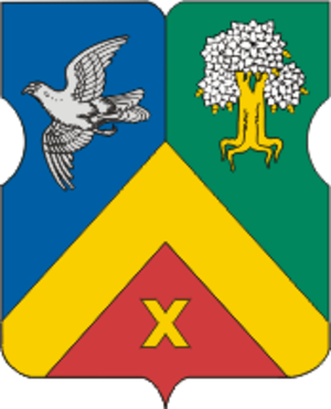 Khovrino District - Image: Coat of Arms of Khovrino (municipality in Moscow)