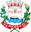 Official seal of Manga
