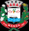 Coat of Arms of Manga - MG - Brazil.png