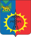 Coat of Arms of Pozharsky rayon (Primorsky kray).png