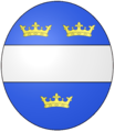 Coat of arms - Marie wife of Ghislain CLOU.png