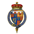 Coat of arms of Henry Frederick, Prince of Wales, KG.png