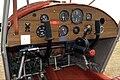 Cockpit of an Auster J5 Adventurer (J1 Autocrat).jpg