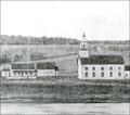 Collège église Saint-Louis-de-Kent 1880.png