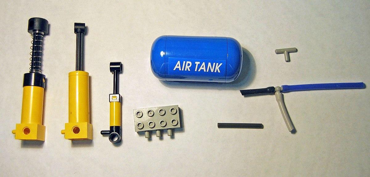 Lego pneumatics - Wikipedia