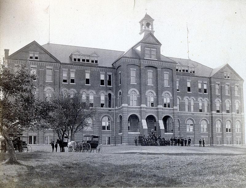 College Dedication, October 11, 1893.jpg