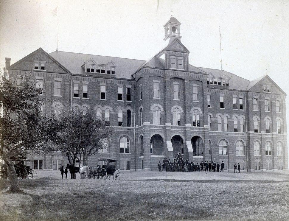 College Dedication, October 11, 1893