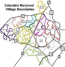 Dorseys Search Columbia Maryland Wikipedia - Maryland wikipedia