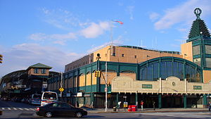Coney Island–Stillwell Avenue (New York City Subway) - Station building as seen from Surf Avenue