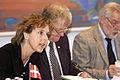 Connie Hedegaard, Danmarks miljominister, leder det nordiska miljoministermotet i Kopenhamn 2005-04-07.jpg