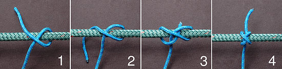 1 Constrictor knot