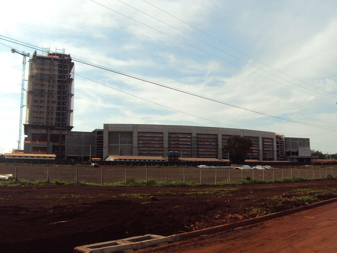 4ba61d2b1a Ficheiro:Construção do Shopping Iguatemi Ribeirão Preto.JPG ...