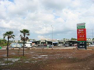 Coolalinga, Northern Territory Suburb of Darwin, the Northern Territory, Australia