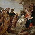 Cornelis de Vos - The adoration of the Magi.jpg