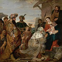 Cornelis de Vos - The adoration of the Magi.jpg