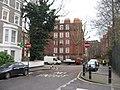 Corner of Lisgar Terrace and Avonmore Road - geograph.org.uk - 655405.jpg