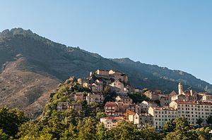 Corte, Haute-Corse - Image: Corte, Corsica (8132723589)
