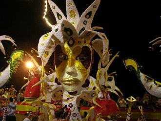 Fiestas of National Tourist Interest of Spain - The Coso Blanco, (Castro Urdiales, Cantabria).