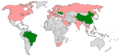 Countries with F1 Powerboat races in 2013.png