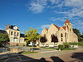 Courlon-sur-Yonne-FR-89-église & mairie-1.jpg