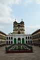 Courtyard and clock Tower - Imambara - Chinsurah - Hooghly - 2013-05-19 7839.JPG