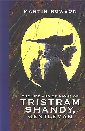Martin Rowson - Cover of Tristram Shandy by Martin Rowson