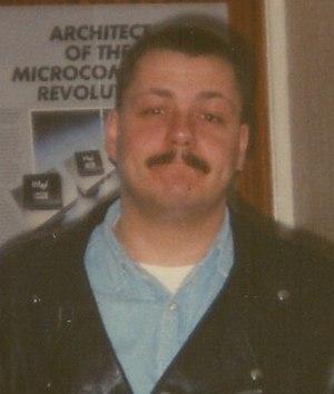 Craig Hinton - Craig Hinton, Coventry 1989