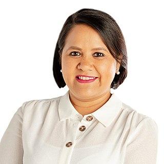 Cristina Cornejo (politician)