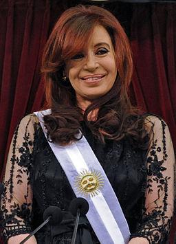 Cristina Fernández de Kirchner 2011-12-10