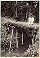Crossing on a footridge in Japan (1915-10 by Elstner Hilton).jpg