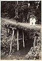Crossing on a footridge in Japan (1915-10 by Elstner Hilton).jpg