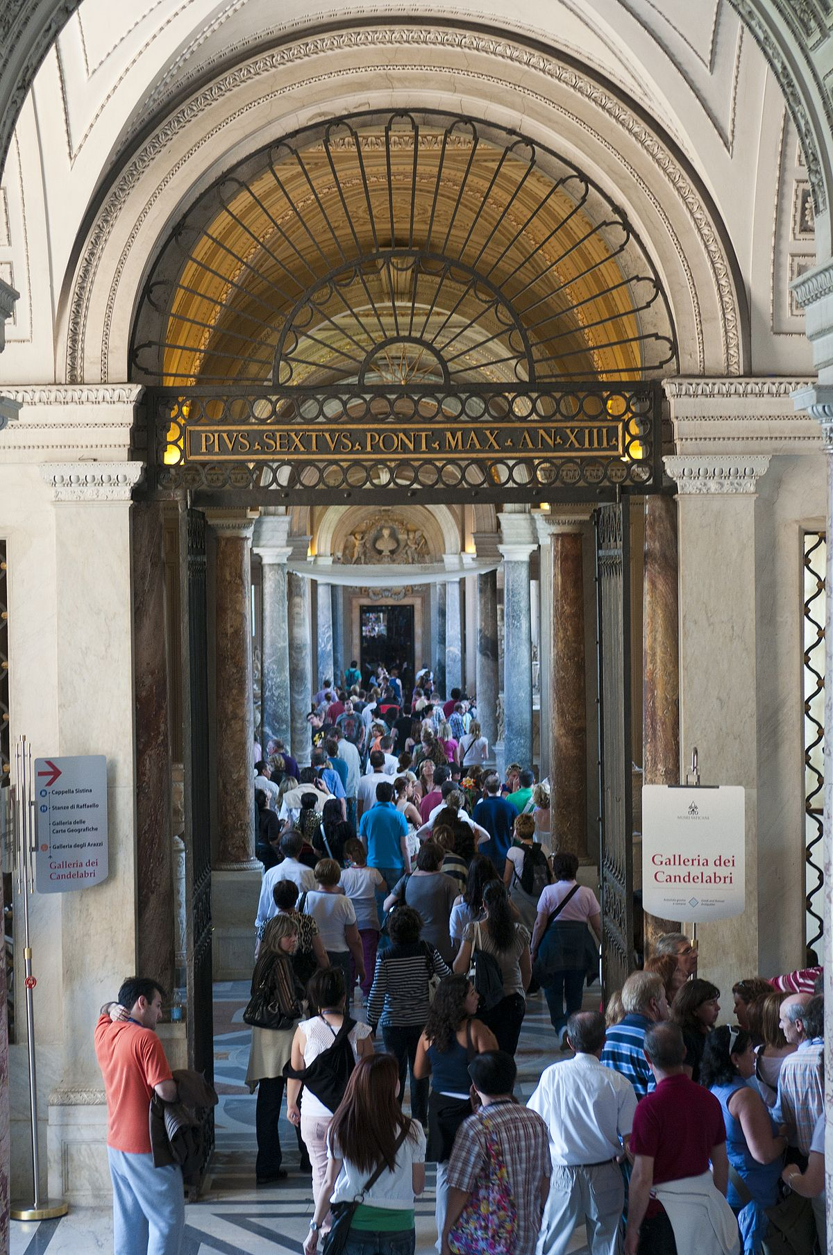 Tourism In Vatican City