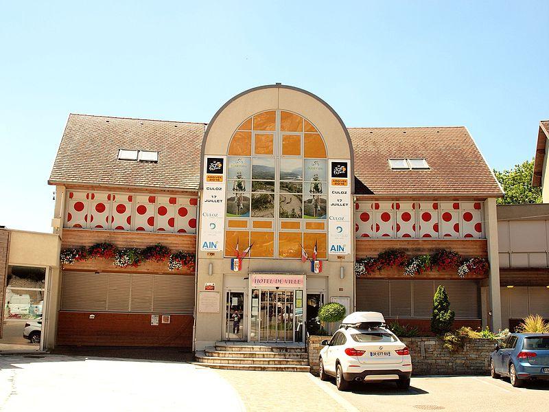 Mairie de Culoz (Ain, France)