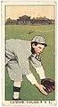 Cutshaw, Oakland Team, baseball card portrait LCCN2008677042.jpg