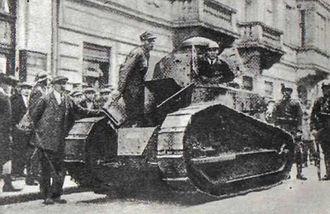 Second Polish Republic - The May Coup d'État (1926)