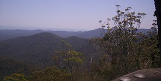 D'Aguilar National Park - Westridge Outlook, D'Aguilar National Park