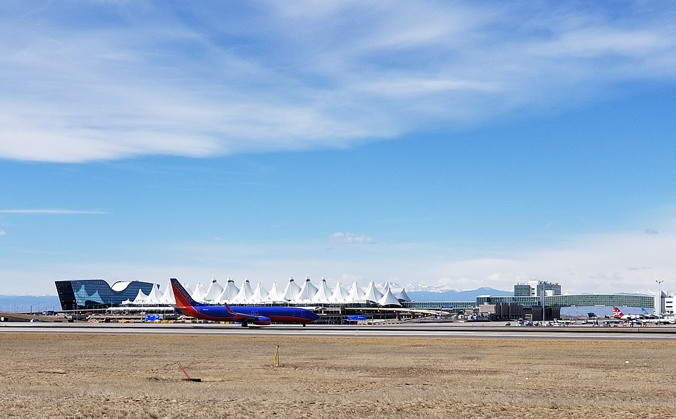 DEN Southwest Airlines B737