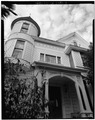 DETAIL, SOUTH FRONT - Riddell Fish House, 245 West K Street, Benicia, Solano County, CA HABS CAL,48-BENI,8-3.tif
